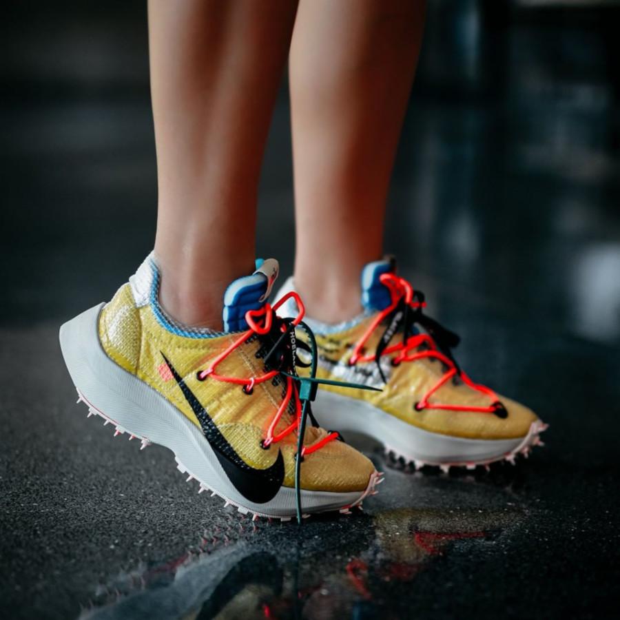Nike Vapor Street jaune CD8178-700 (2)