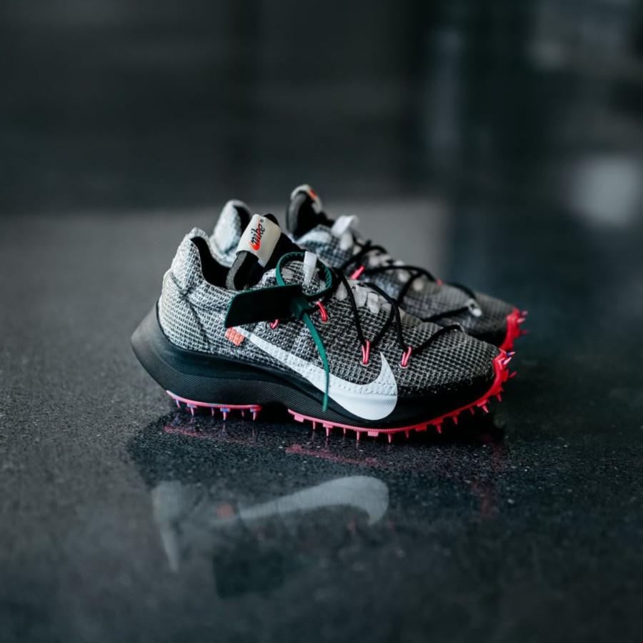 Nike Vapor Street noire grise et rose CD8178-001 (1)