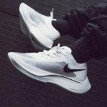 Nike ZoomX Vaporfly NEXT% 'Sail Black'