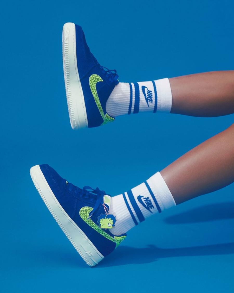 Nike Wmns Air Force 1 '07 NXN 'No Cover' CK3314-400 (1)