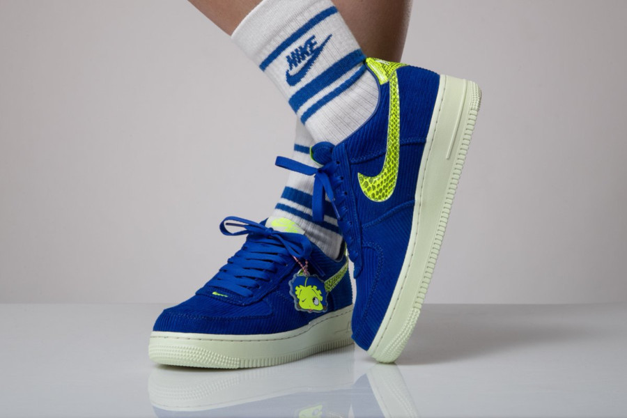 Nike Wmns Air Force 1 '07 NXN 'No Cover' CK3314-400 (2)