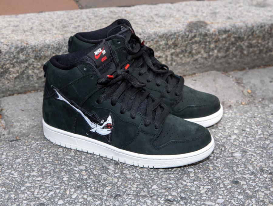 Oski x Nike SB Dunk High