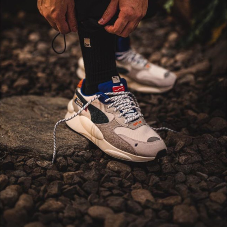 Puma Ader Error RS9.8 'White' Under The Past 370110-01