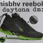 MISBHV x Reebok Daytona DMX 2.0 Black Solar Green