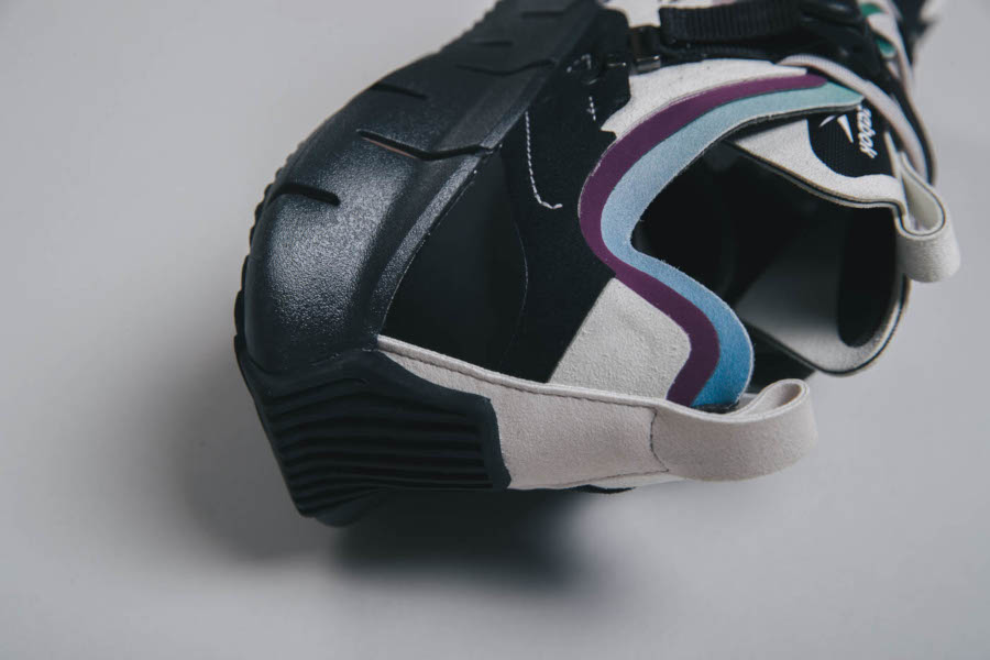 Reebok Zig Kinetica Concept violet et turquoise EG8915 (1)