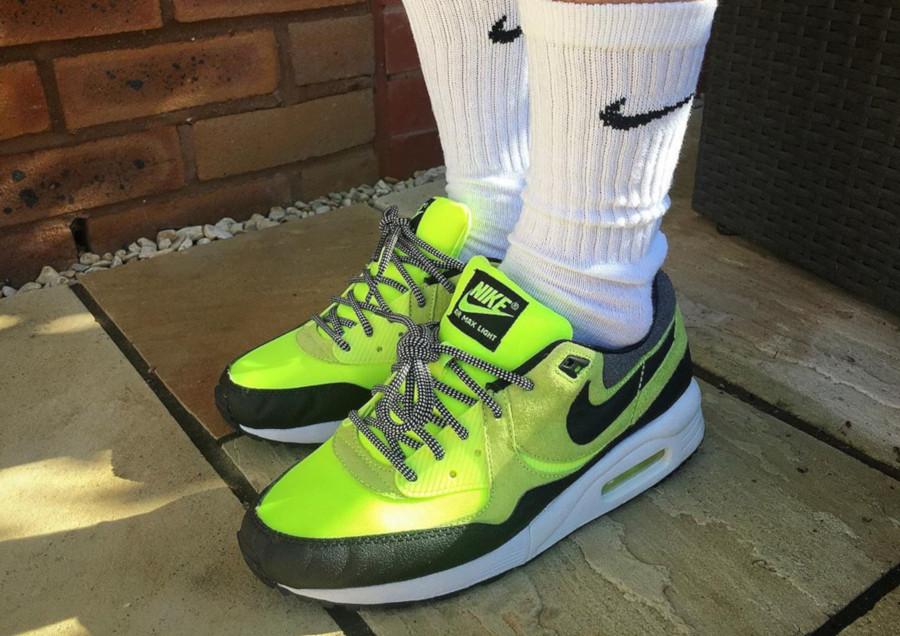 Size x Nike Air Max Light Endurance Volt - @macgillivray86