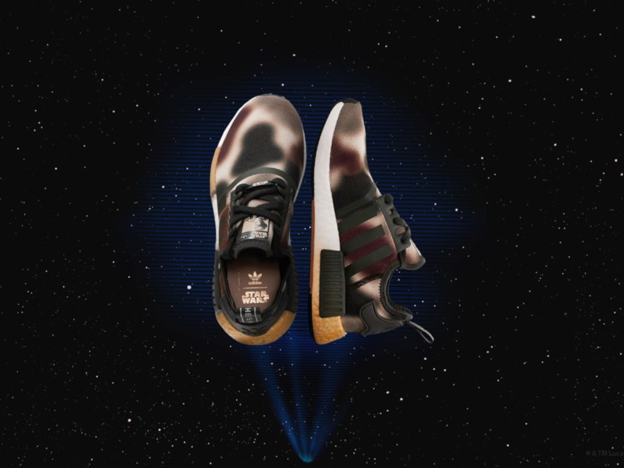 Star Wars x Adidas NMD R1 Princess Leia