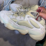 Kanye West x Adidas Yeezy 500 Stone