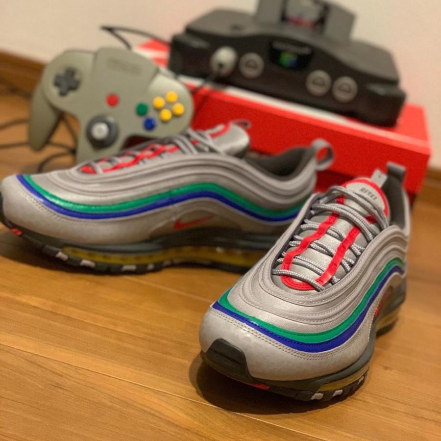 date de sortie Nike Air Max 97 QS Atmosphere Grey Multicolor (1)