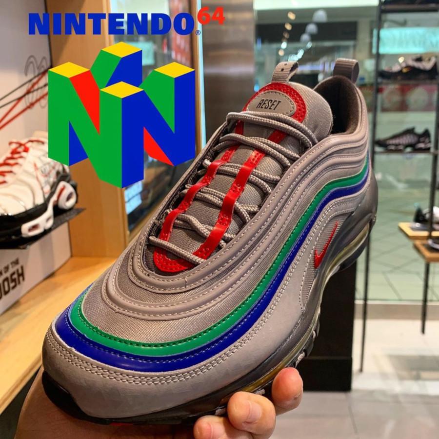 date de sortie Nike Air Max 97 QS Atmosphere Grey Multicolor (5)