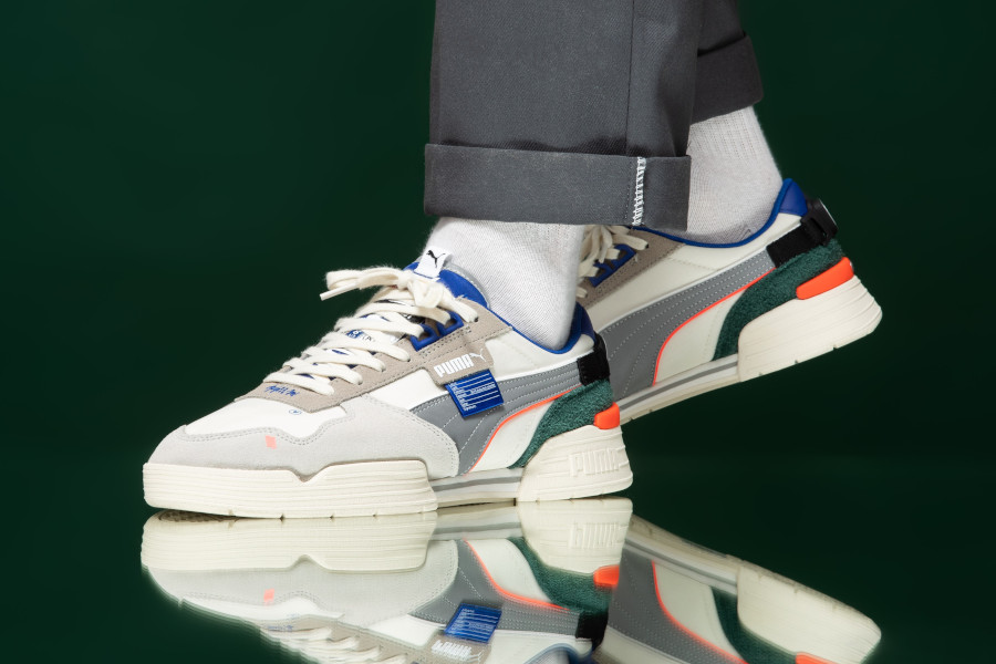 Review : Puma CGR AderError FW19 Whisper White Surf The Web
