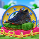 Sega x Puma RS-X³ 'Sonic The Hedgehog'