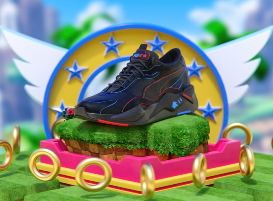chaussure puma sonic