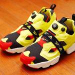 Adidas x Reebok Insta Pump Fury Boost OG Citron & Black