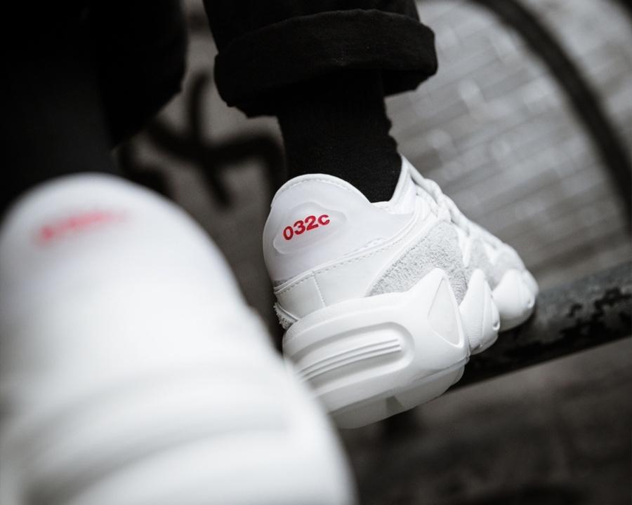 032c x Adidas Consortium Salvation 'Chalk White' (1)