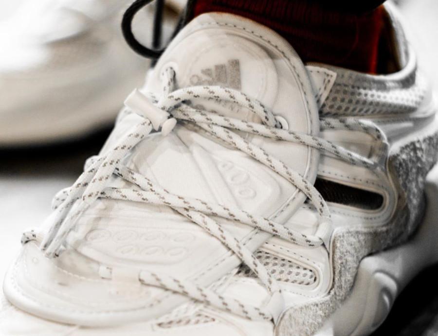 032c x Adidas Consortium Salvation 'Chalk White' (2)