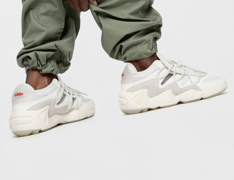 032c x Adidas Consortium Salvation 'Chalk White' (3)