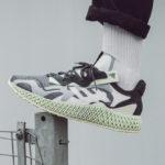 Adidas Consortium Runner V2 4D Futurecraft 'Collegiate Navy'