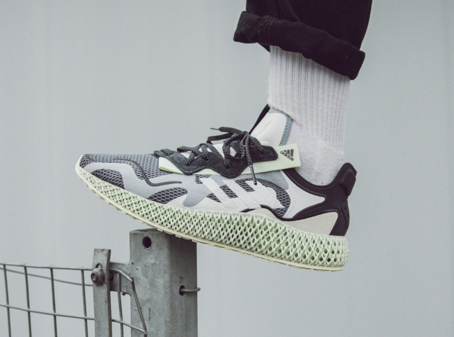 Adidas Consortium Runner V2 4D Navy EG6510