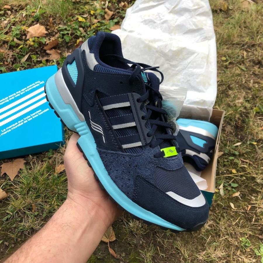 Adidas Consortium ZX 10,000 JC 'Collegiate Navy' (2)