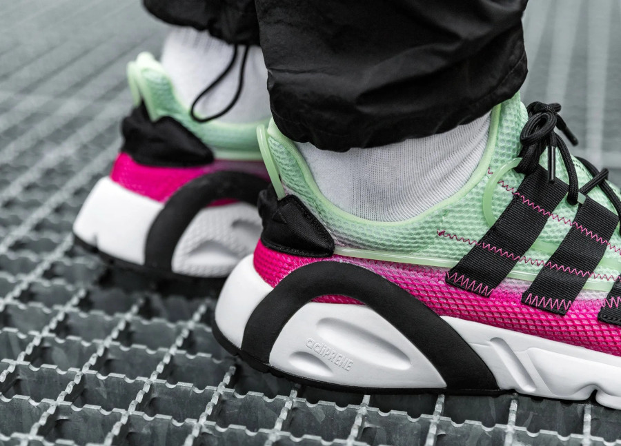 Adidas Lxcon Pink Green (1)