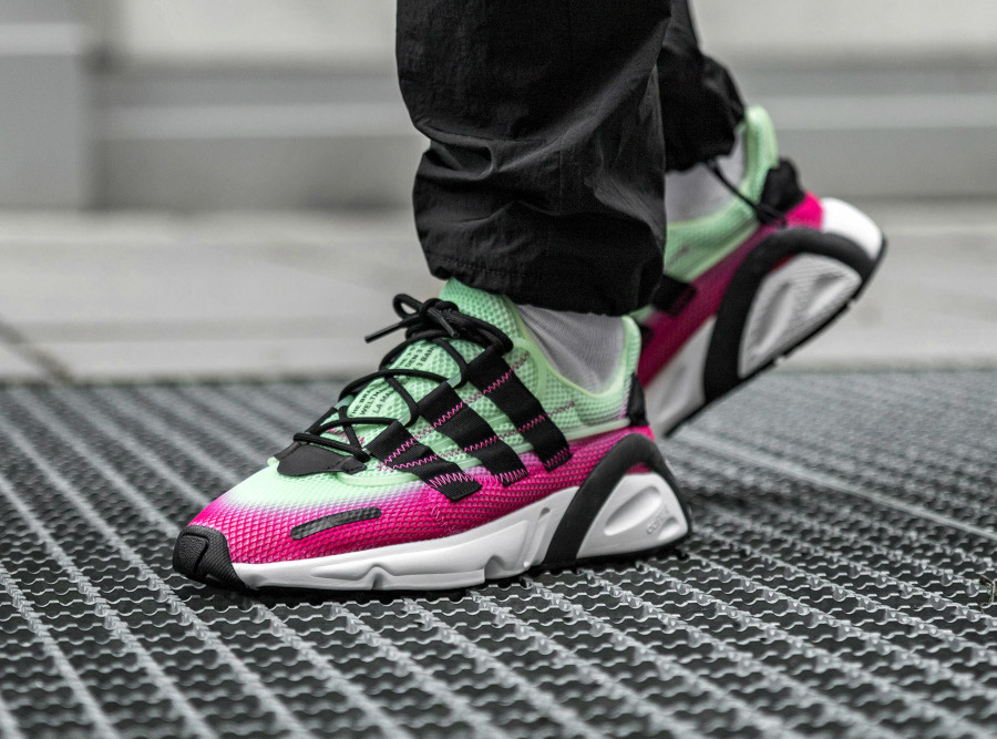 Adidas Lxcon Pink Green (2)