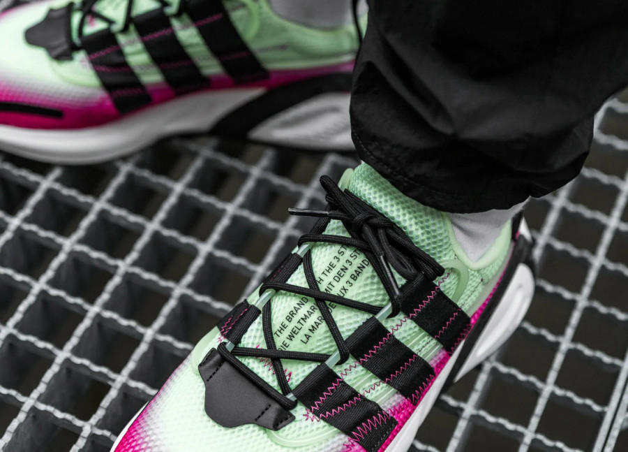 Adidas Lxcon Pink Green (3)