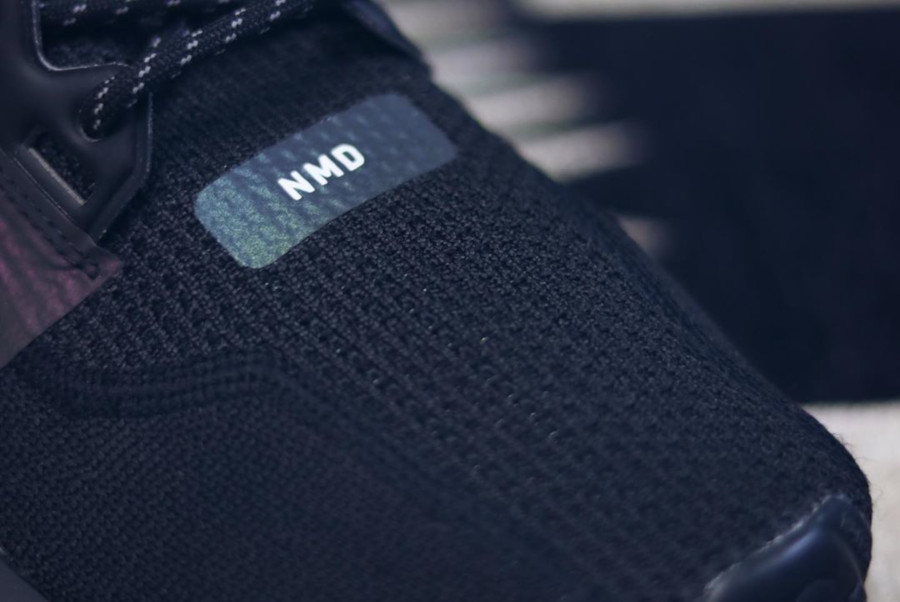 Adidas NMD R1 V2 'Core Black Iridescent' (Goodbye Gravity Pack) (5)