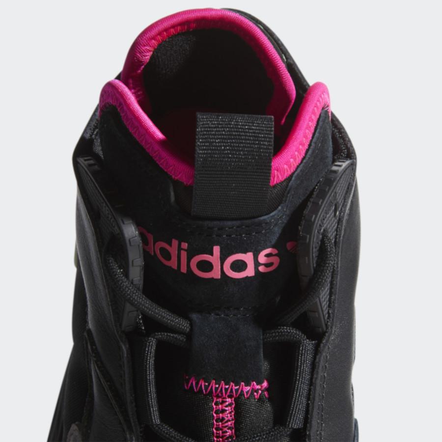 Adidas Streetball 'Yeezy' Core Black Glow Green (2)