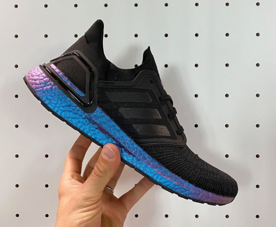 Adidas Ultra Boost 20 Core Black EG1341 (1)