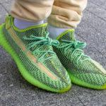 Kanye West x Adidas Yeezy Boost 350 V2 'Yeezreel' (Non Reflective)