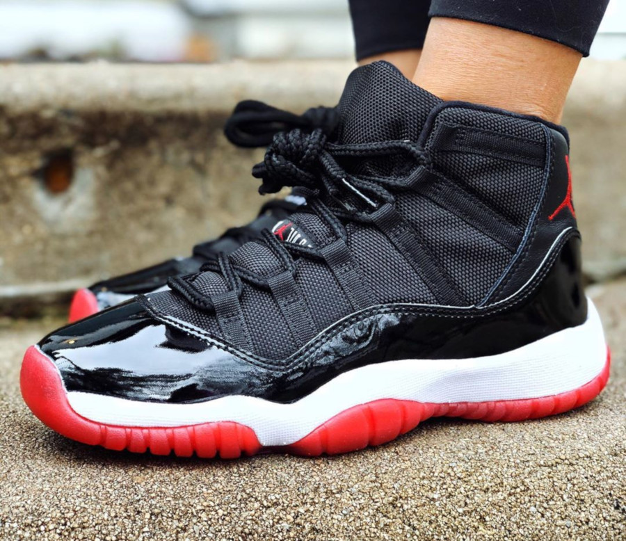 Air Jordan 11 Retro Bred 2019 (3)