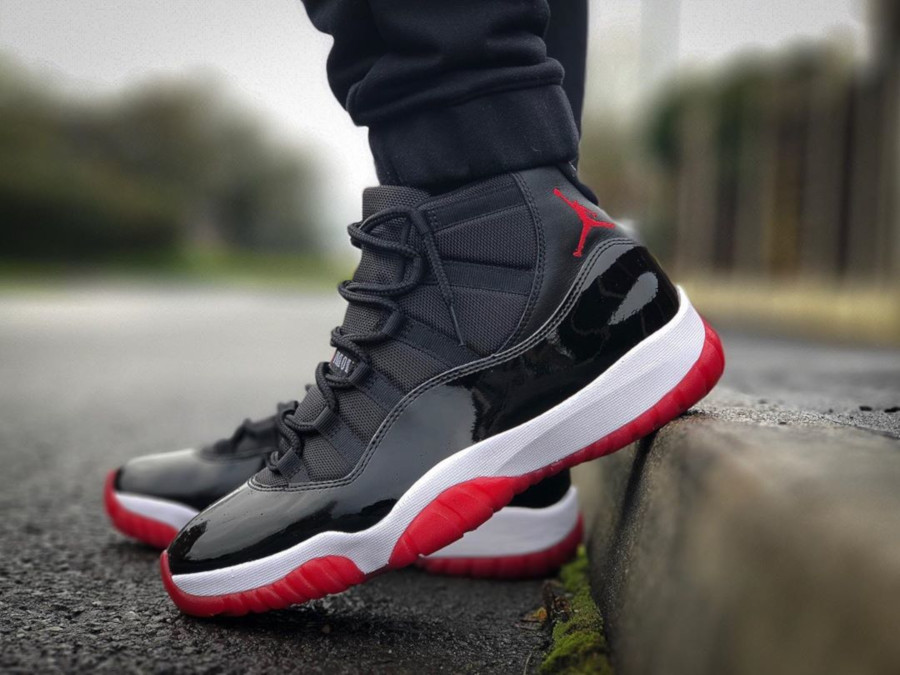 Air Jordan 11 Retro Bred 2019 (5)