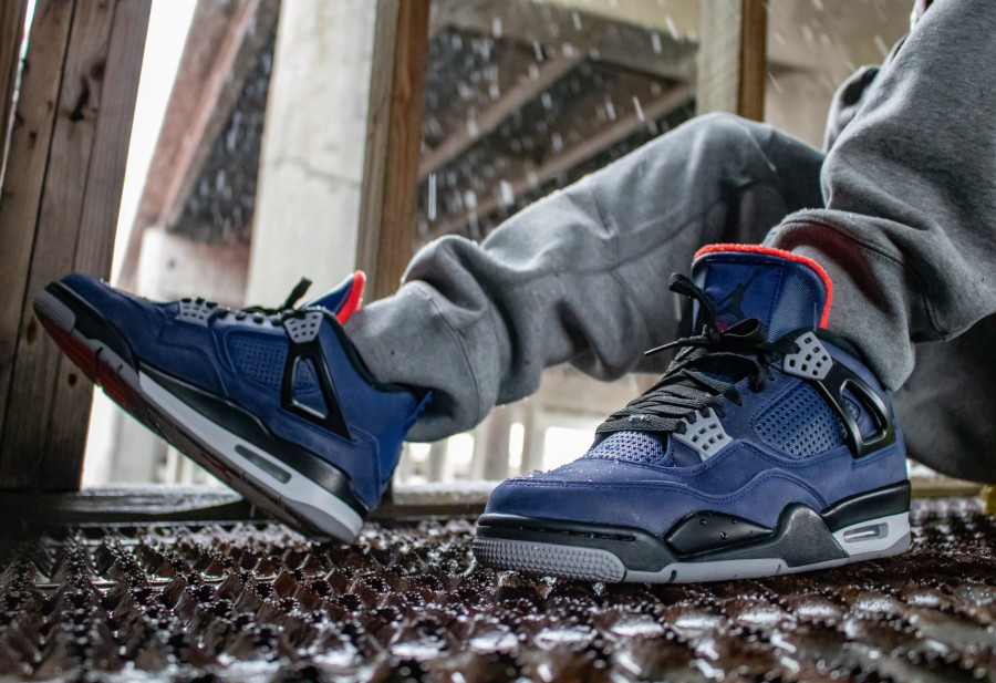 Air Jordan 4 Retro Winterized Eminem Encore CQ9597