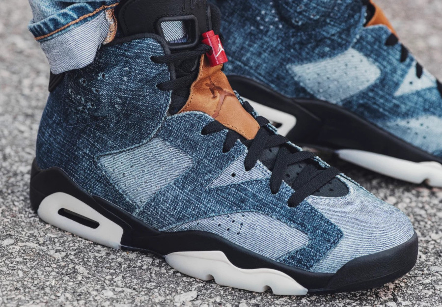 Air Jordan 6 Retro Washed Denim (1)