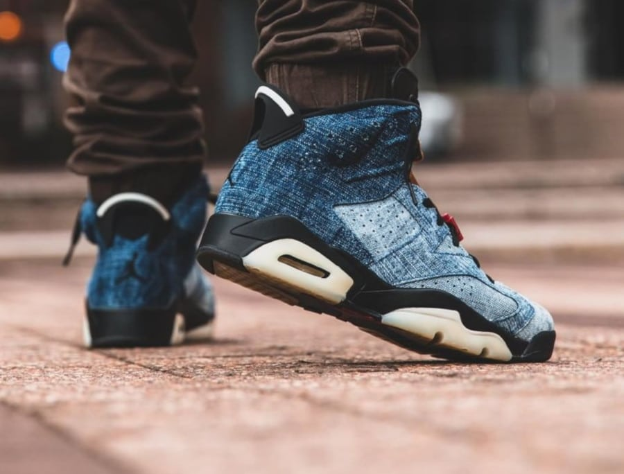 Air Jordan 6 Retro Washed Denim (4)