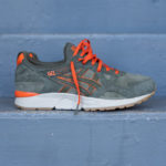 Asics Gel Lyte V 'Mantle Green Olive Canvas' (Outdoor Pack)