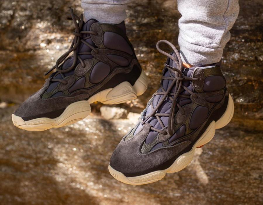 Kanye West x Adidas Yeezy 500 High Slate (3)