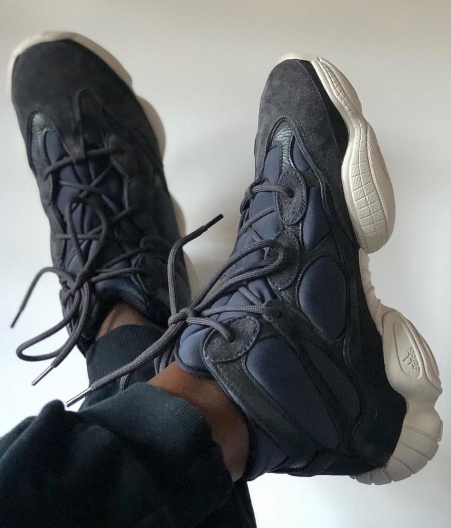 Kanye West x Adidas Yeezy 500 High Slate (6)