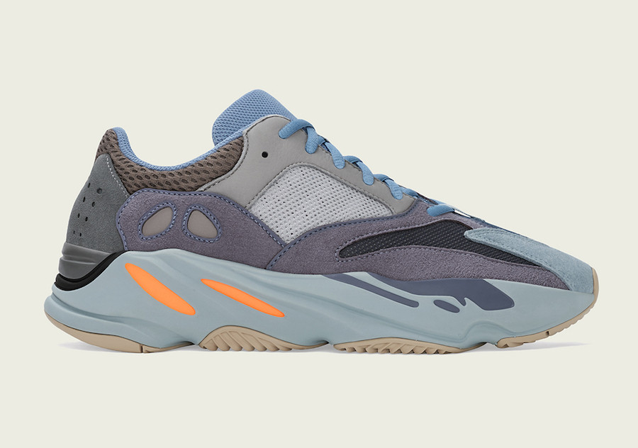 Kanye West x Adidas Yeezy Boost 700 Carbon Blue (1)