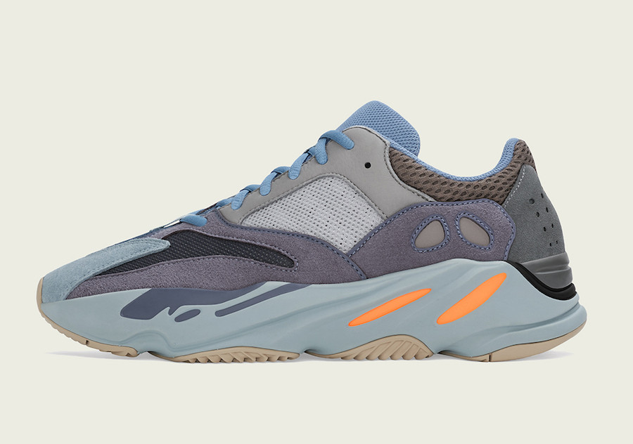 Kanye West x Adidas Yeezy Boost 700 Carbon Blue (2)