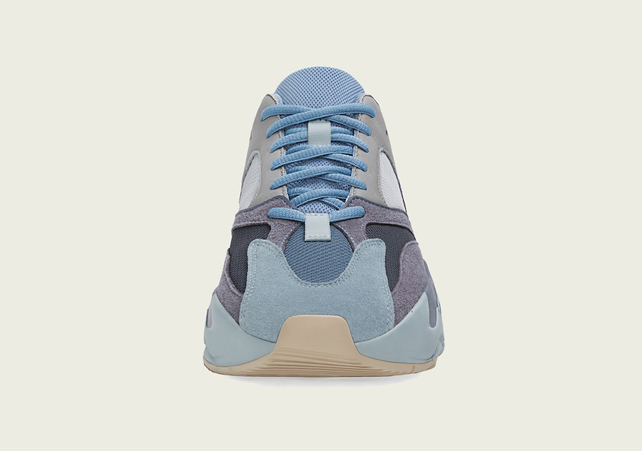 Kanye West x Adidas Yeezy Boost 700 Carbon Blue (3)