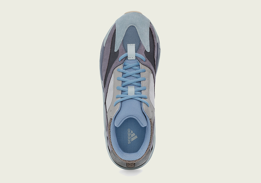 Kanye West x Adidas Yeezy Boost 700 Carbon Blue (4)