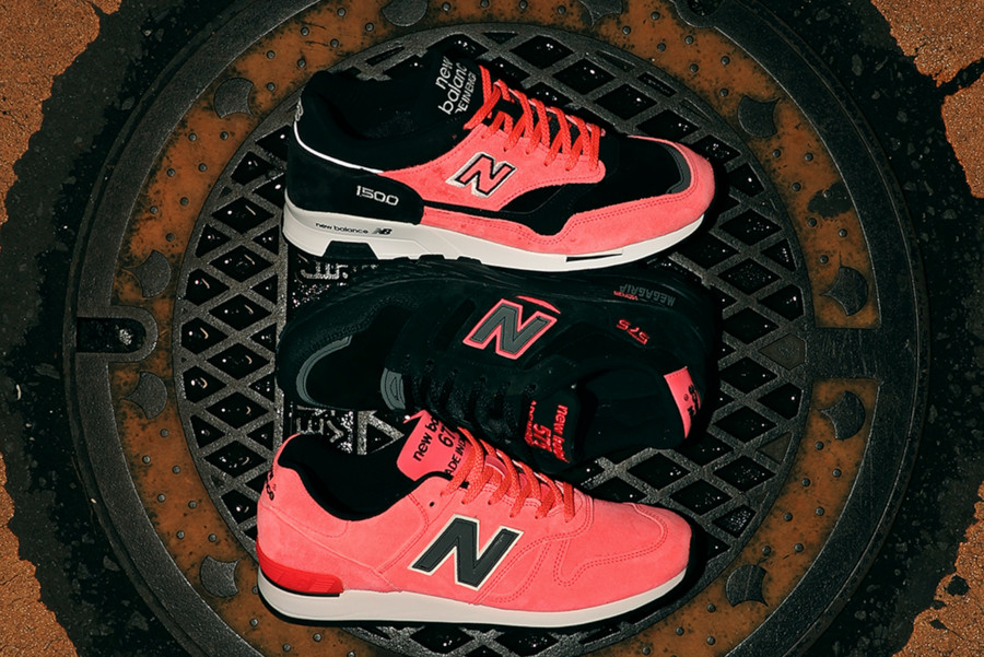 New Balance M 1500 NEN 'Neon Pack' (made in England) (1)