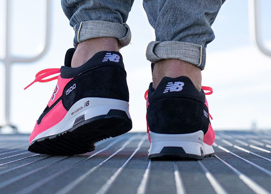 New Balance M 1500 NEN 'Neon Pack' (made in England) (3)