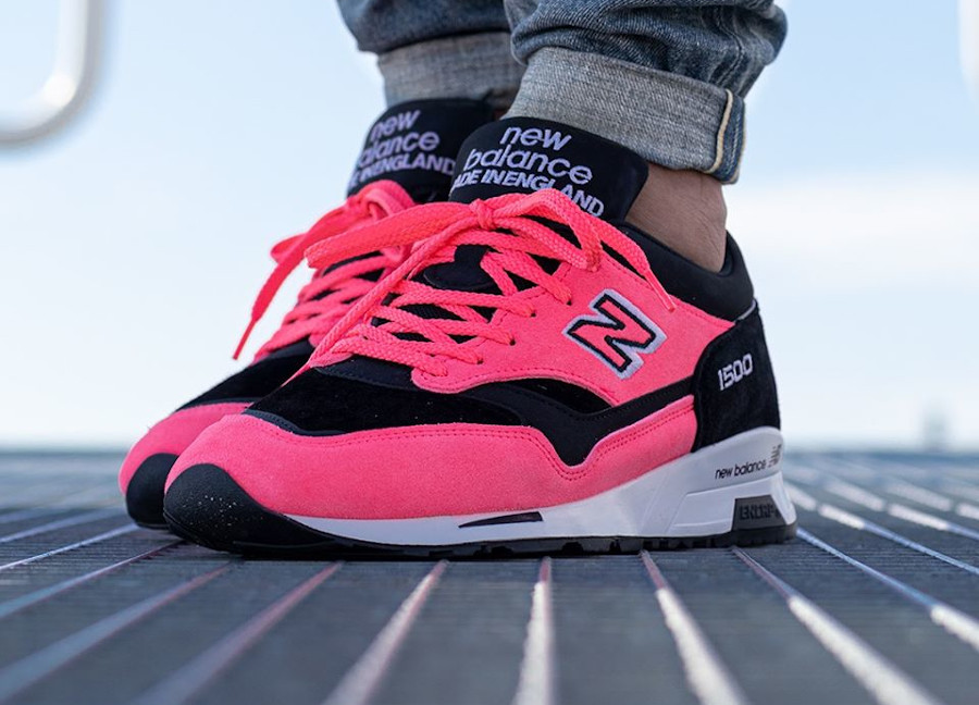New Balance M 1500 NEN 'Neon Pack' (made in England) (5)