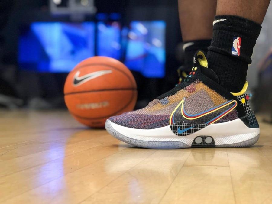Nike Adapt BB Multicolor - @friendlysteez
