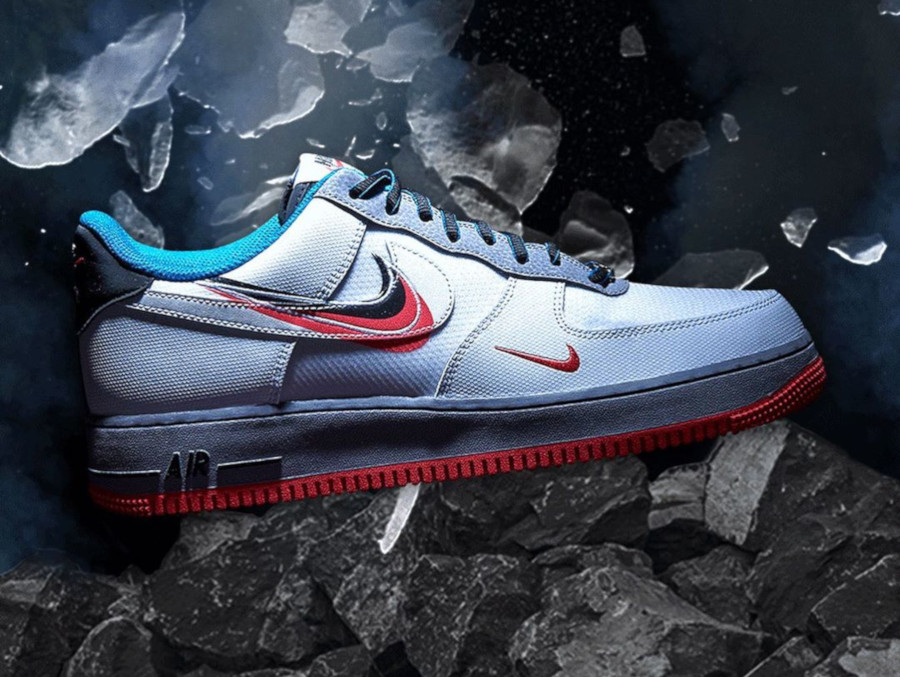 Nike Air Force 1 '07 LV8 'Time Capsule' (Evolution of the Swoosh) (2)