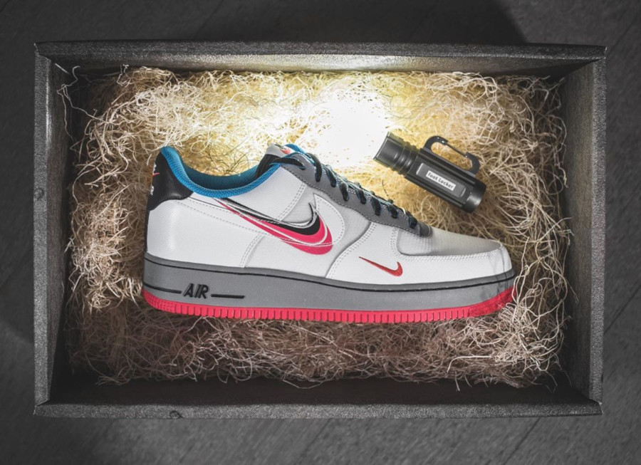 Nike Air Force 1 '07 LV8 'Time Capsule' (Evolution of the Swoosh) (3)