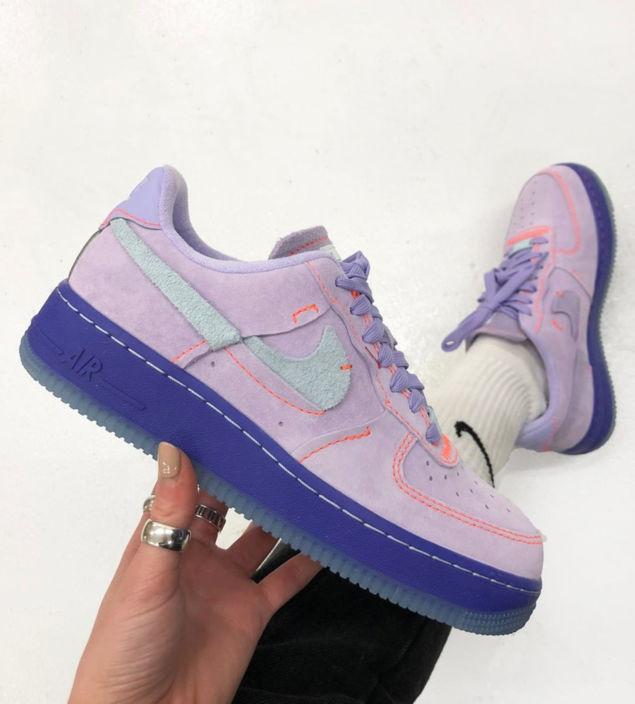 Nike Air Force 1 LXX Inside Out Purple Agate CT7358